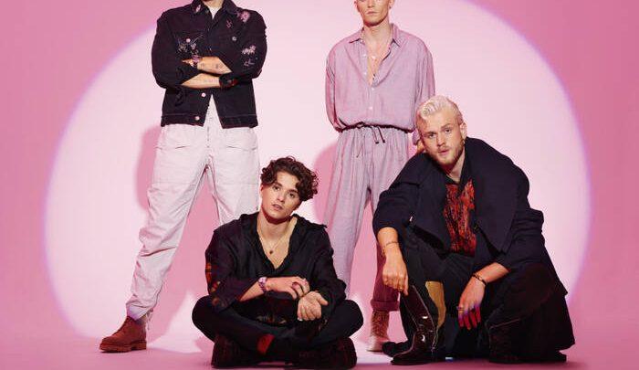 Album mới của The Vamps được chính thức ra mắt
