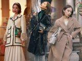 Bí quyết mix đồ với áo khoác giúp các chị em đẹp rạng ngờ