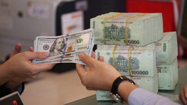 Đồng tiền Việt Nam đang có dấu hiệu tăng nhẹ trong năm nay