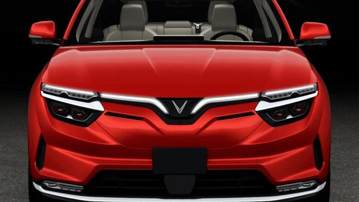 VinFast công bố 3 dòng xe mới sử dụng trí tuệ nhân tạo