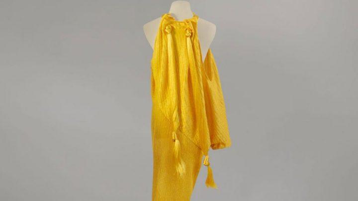 """""""Bỏ túi"""" ngay phong cách thời trang với lụa tơ nhện"""