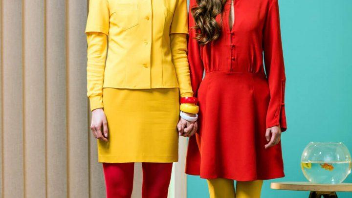 Xu hướng thời trang Retro và Vintage 2021