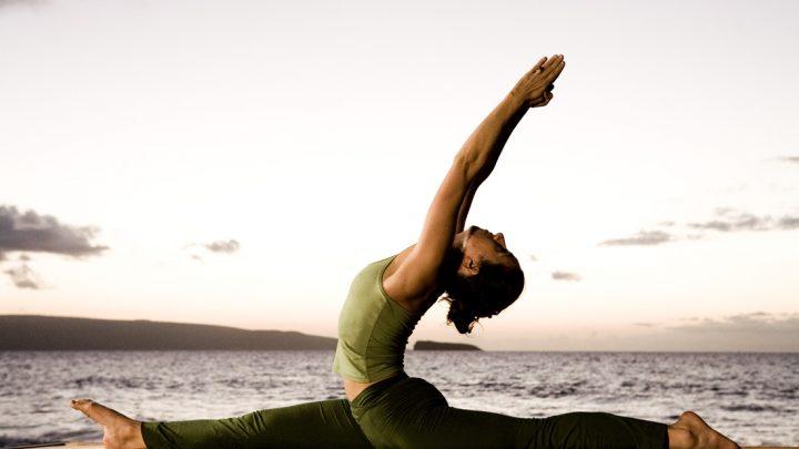 Yoga online là sự lựa chọn đúng đắn cho vóc dáng và sắc đẹp