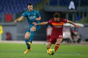 AC Milan giành chiến thắng tiếp tục bám đuổi Inter trên BXH Series A