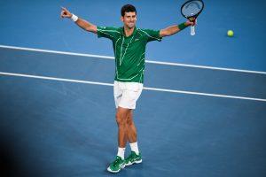 Djokovic trở thành tay vợt vĩ đại nhất lịch sử Australian Open