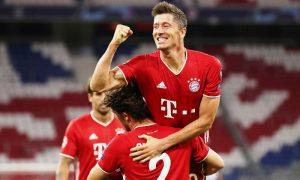 Robert Lewandowski tiếp tục nổ súng; Bayern Munich bay cao trên BXH